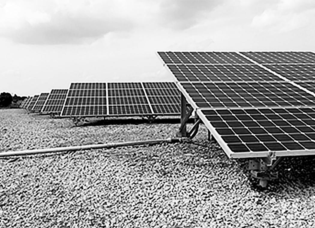 太陽光発電事業 シタラソーラーパーク 開設