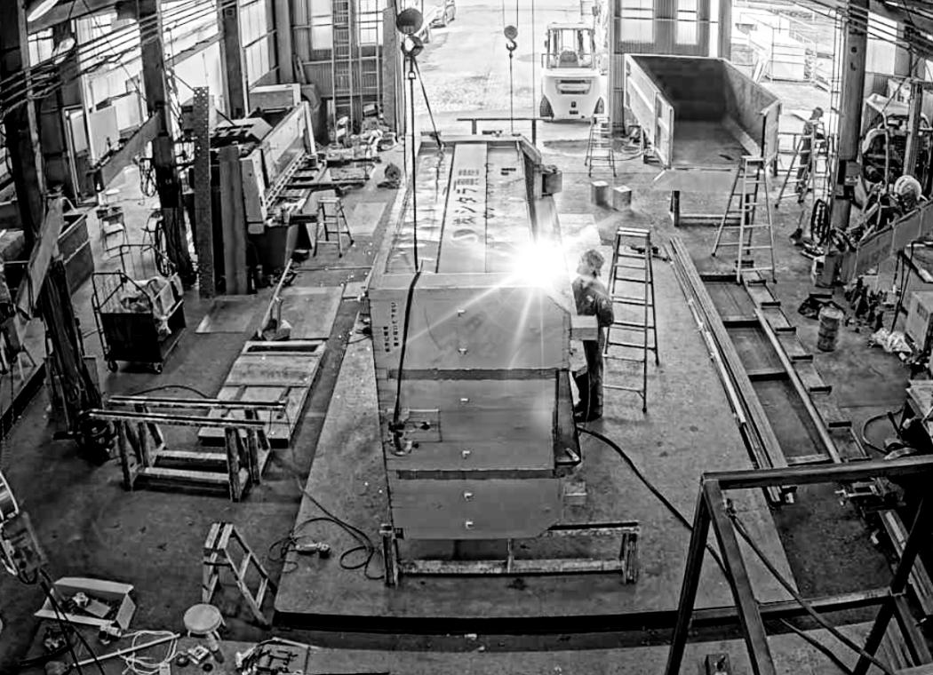 Sol mechanic factory 開設